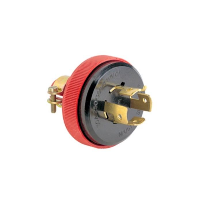 Plug Macho com Trava 3PT 30A Axial - Legrand