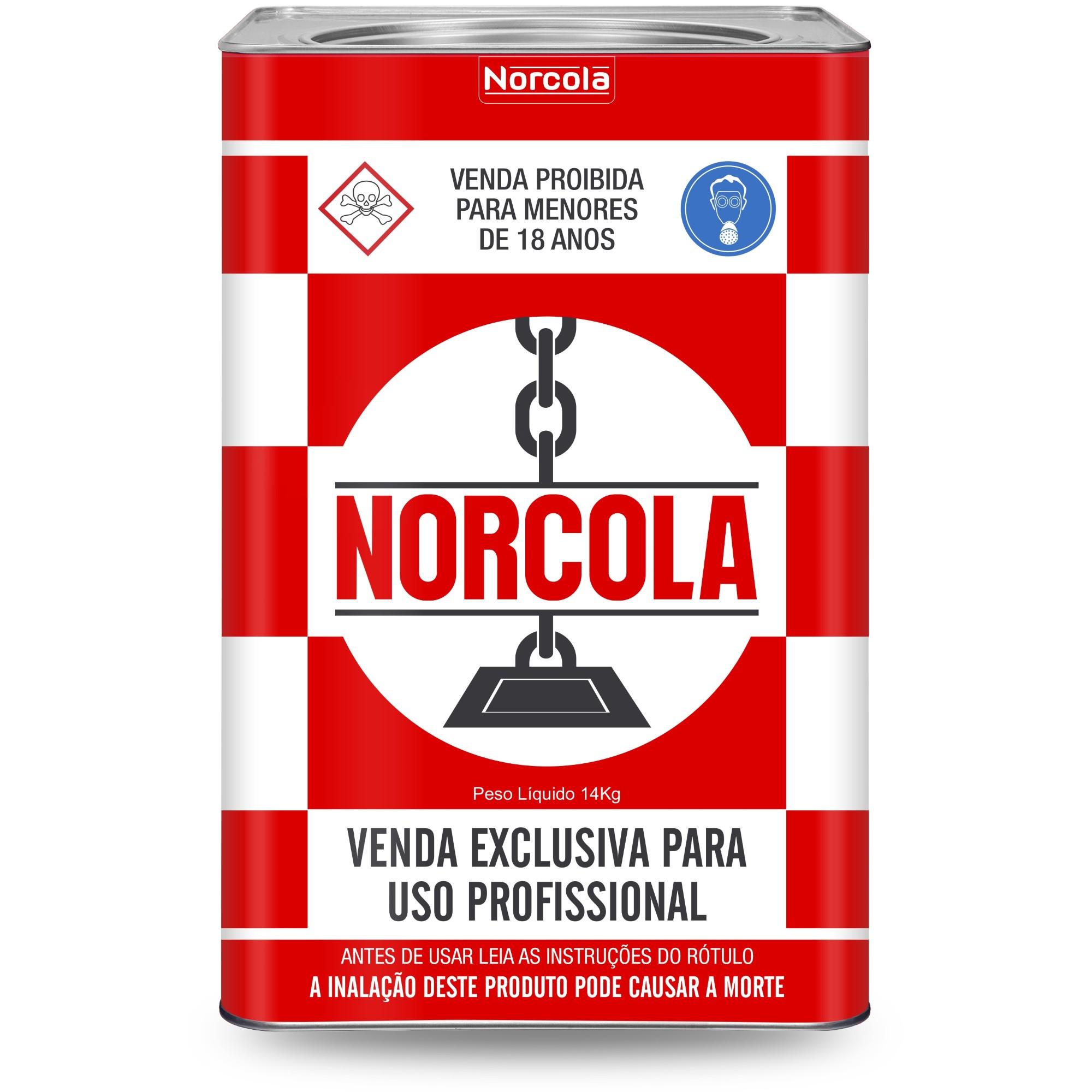 Cola Contato Formica 14kg - Norcola