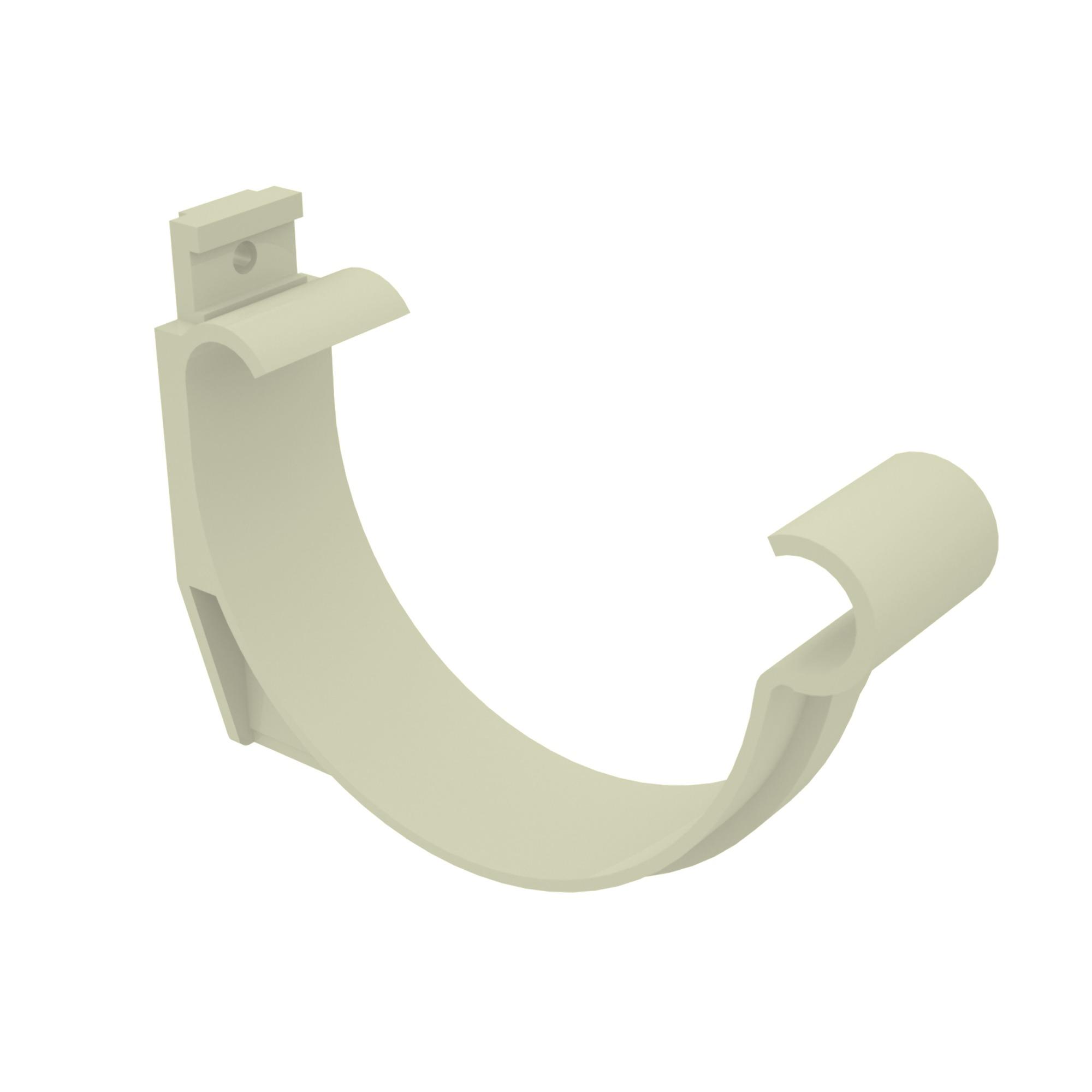 Suporte de PVC Circular 125 mm Bege - Aquapluv Tigre
