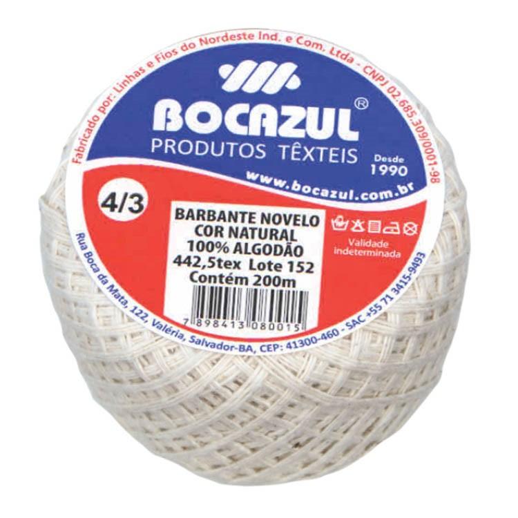 Barbante Multiuso de Algodao 40mm x 2000m - Bocazul