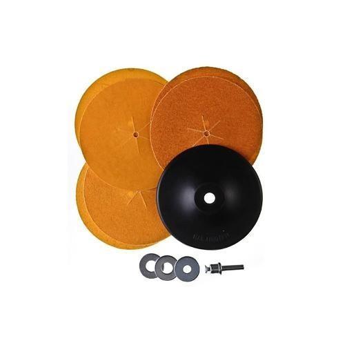 Kit de Lixado Bosch para Parafusadeira 8 Pecas