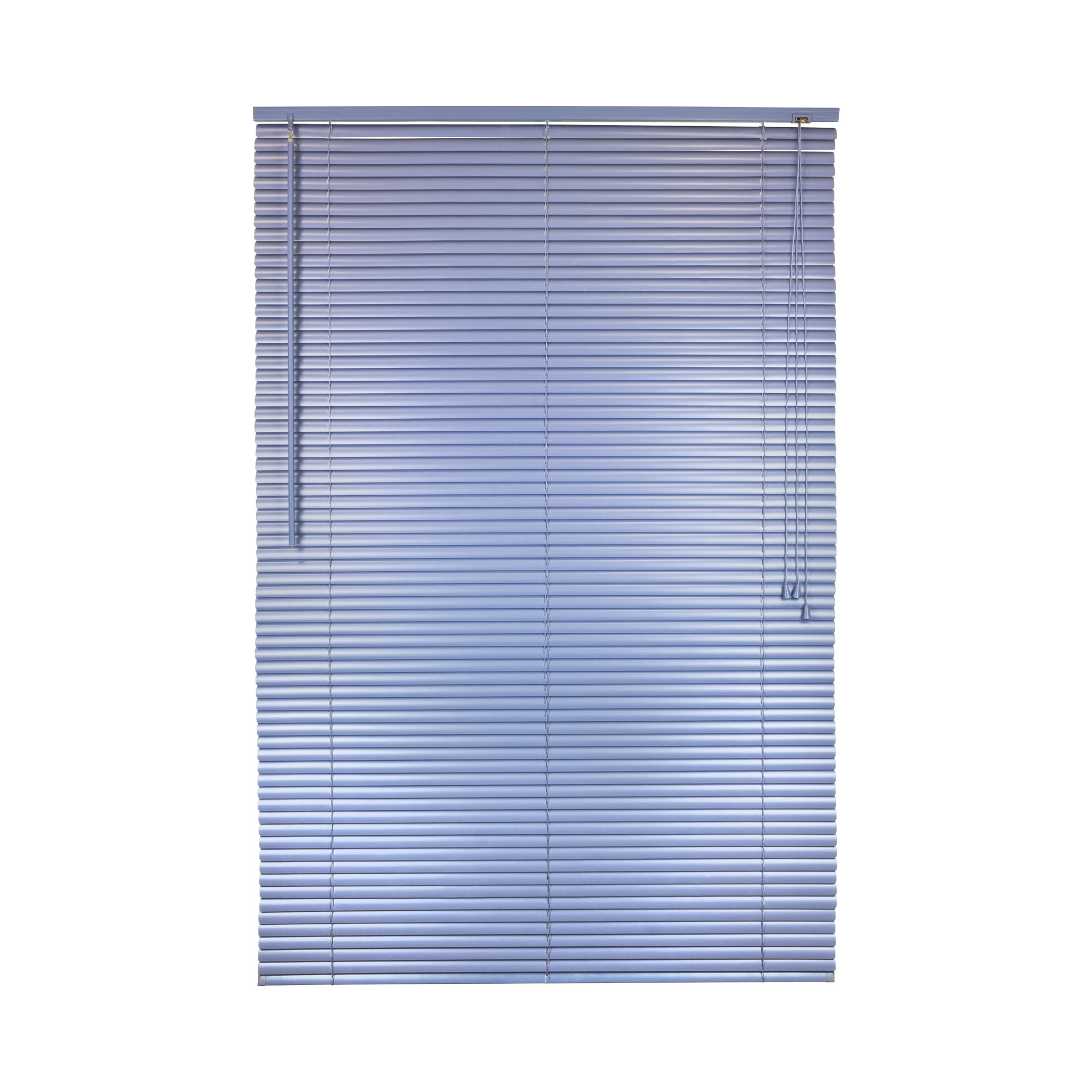 Persiana Horizontal PVC 100x150 cm Azul - Liyang