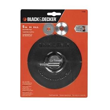 Disco de Borracha Rigido 5 - BlackDecker