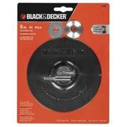 """Disco de Borracha Rígido 5"""" - Black&Decker"""