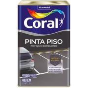 Tinta Acrílica Fosco Premium 18L - Azul - Coralpiso Coral