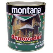 Stain Osmocolor Cores Sólidas Acetinado - Branco Neve - 0,900L - Montana