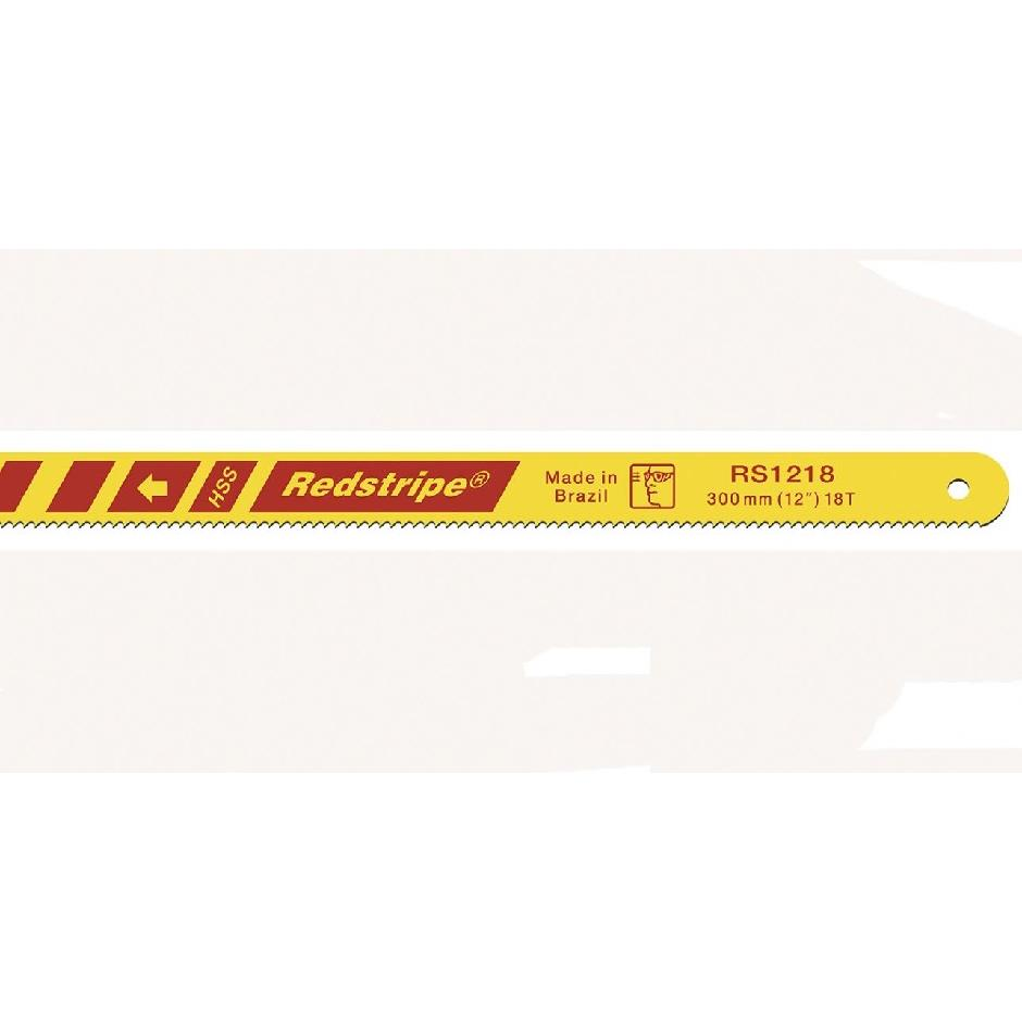 Lamina de Serra Manual 12x12 32 Dentes Redstripe - Starrett