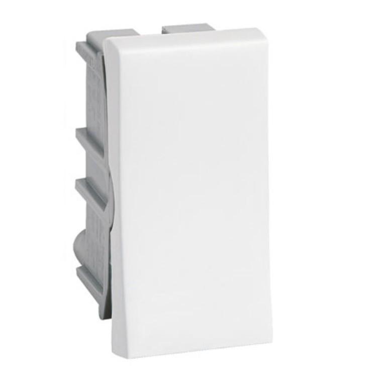 Modulo Interruptor Simples 1 Modulo 10A - Branco - Plus - Legrand