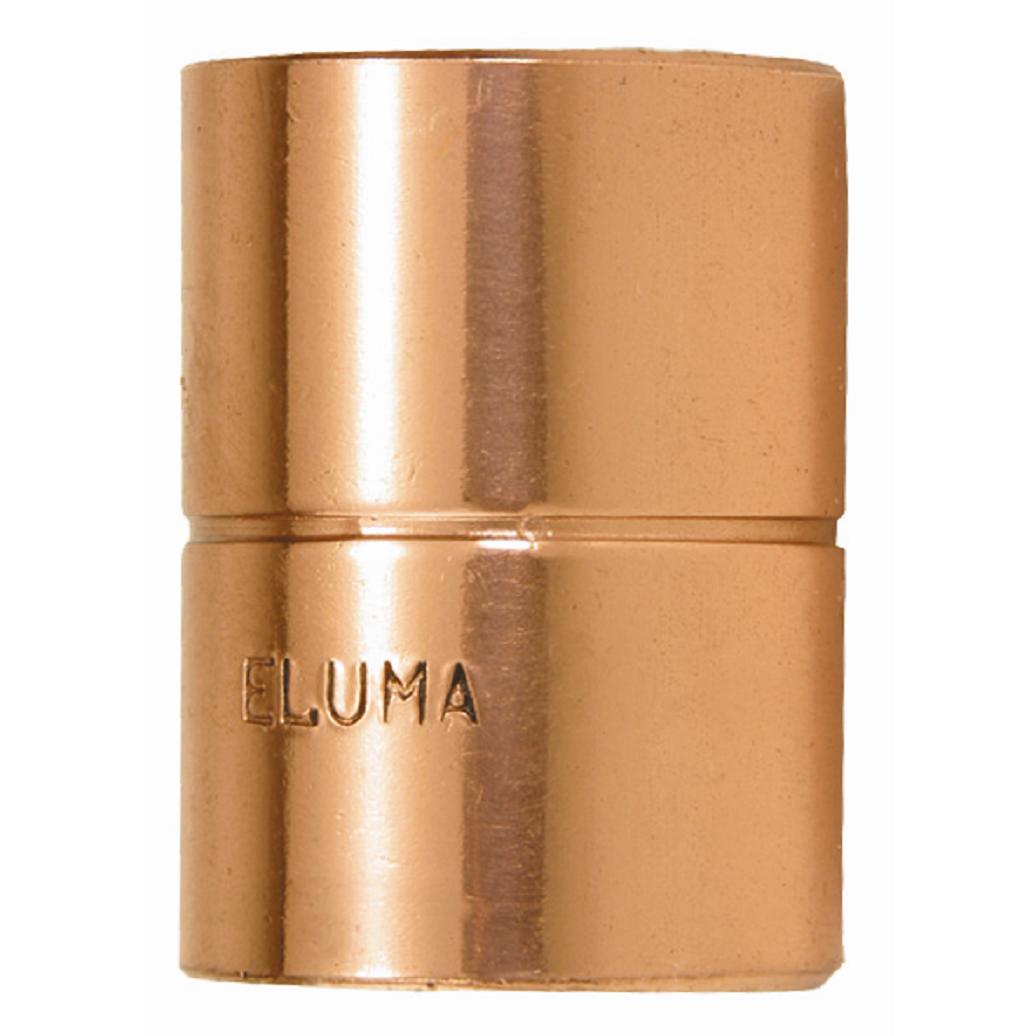 Luva Cobre Soldavel 35 mm - Eluma