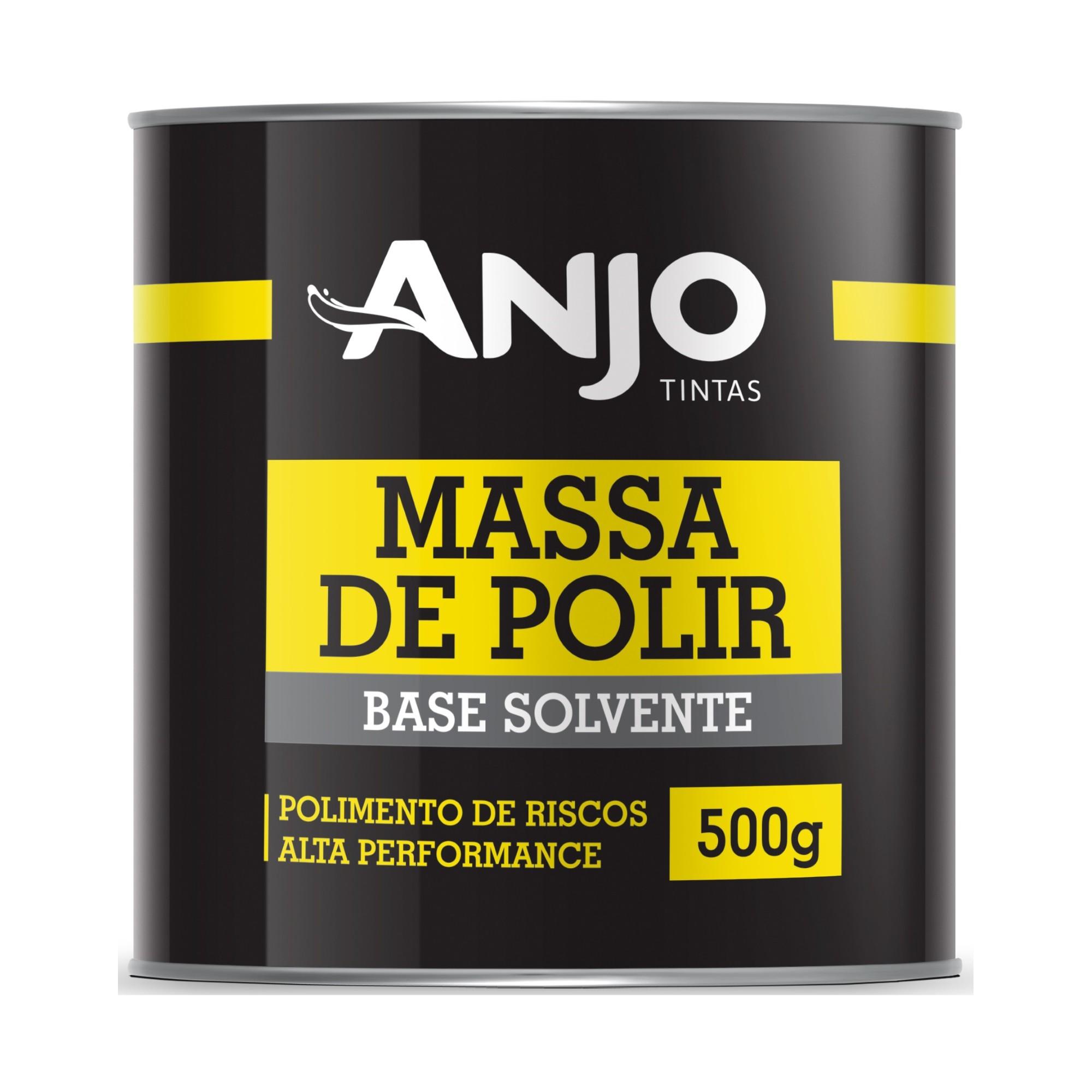 Massa de Polir Numero 2 500g 98-08 - Anjo
