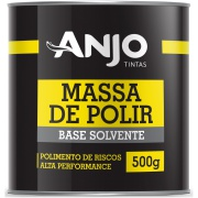 Massa de Polir Número 2 500g 98-08 - Anjo