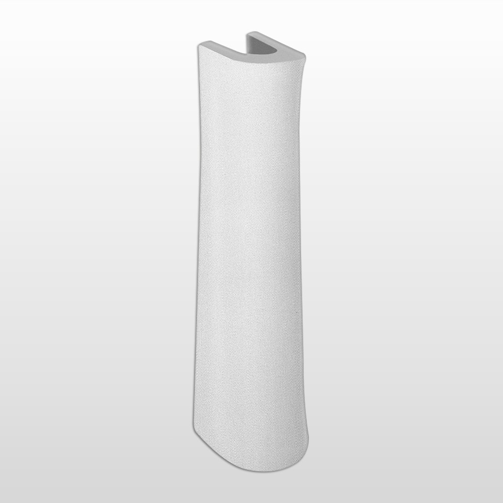 Coluna Pedestal Para Lavatorio Logasa Cinza - Roca
